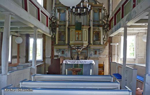 Kirche-Altbarnim