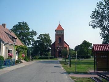 Dorfplatz-Bliesdorf
