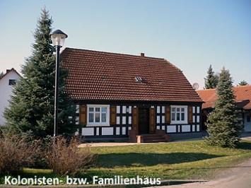 Kolonisten bzw Familienhaus 360