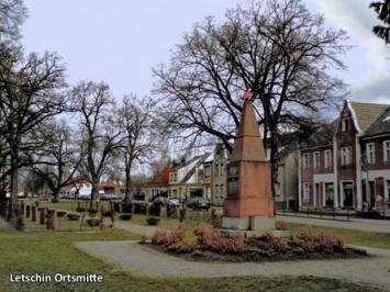 Letschin-Ortsmitte