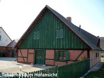 Tabakmuseum Hofansicht 360