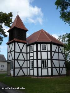Alte Fachwerkkirche
