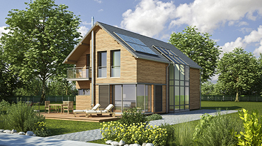 Ein- und Zweifamilienhäuser