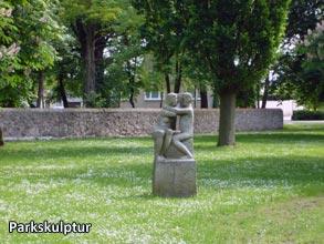 Parkskulptur