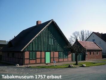 Tabakmuseum erbaut 1757 360